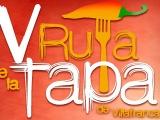 Cartel de la V edición de la Ruta de la Tapa de Villafranca